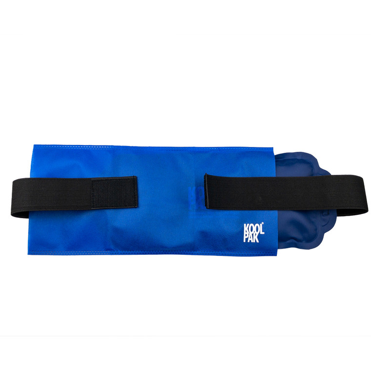 Koolpak Reusable Hot & Cold Pack with Strap & Cover