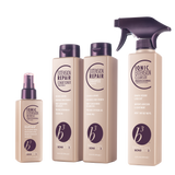 Brazilian Bond Building Extension repair system. The best products for hair extensions. Extend extension life by an additional 2 months with Brazilian Bond Builder Extension system.