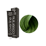 Cover Line Green Direct Dye by Salon Support Hair & Barber Barbershop Trade Wholesale Hairdressing Supplies Melbourne Australia