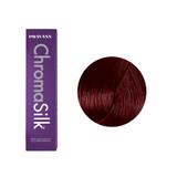 Pravana ChromaSilk 4Mr (4.56) Mahogany Red Brown 90ml
