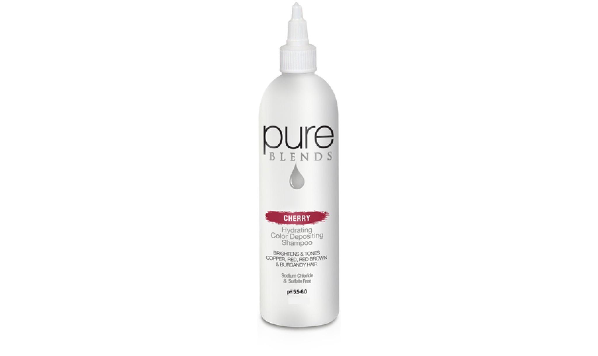 Pure Blends Colour Color Depositing Shampoo  red 120ml by Shop Salon Support - official distributor of Pure Blends Professional Hair Products, Colour Enhancing Shampoo, Colour Depositing Conditioner & Color Hair Shampoo Australia. Salon Support are Hair & Barber Barbershop Trade Wholesale Hairdressing Supplies Melbourne Australia