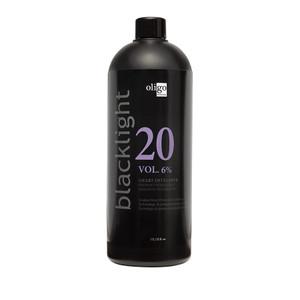 Oligo Pro Blacklight 20 Vol (6%) Smart Developer 1lt by Shop Salon Support - official distributor of Oligo in Australia, Hair & Barber Barbershop Trade Wholesale Hairdressing Supplies Melbourne Australia