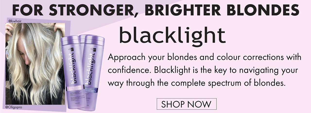 blacklight stronger blonde