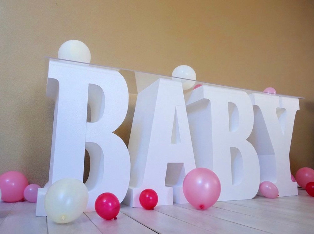 """30"""" tall, 16"""" deep Large BABY Table Base"""