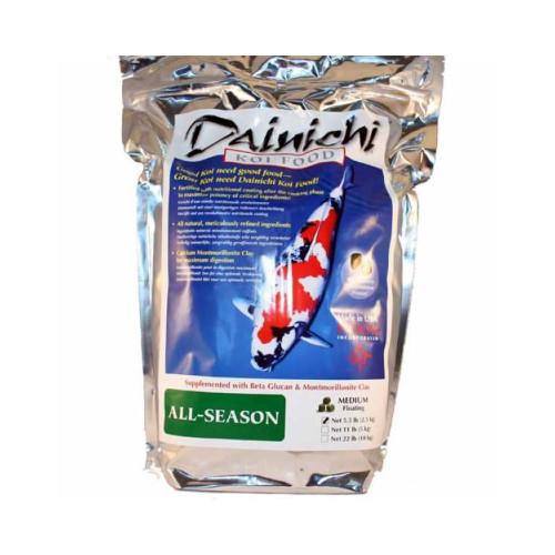 Dainichi Fish Food ALL-SEASON Koi Food