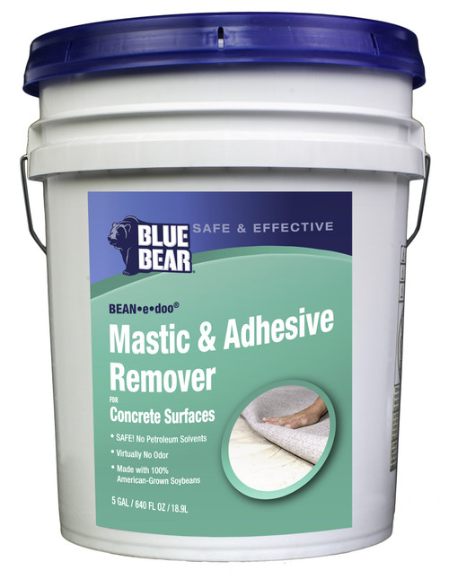 Bean-e-doo Mastic Remover by Franmar Chemical (5 Gallon)