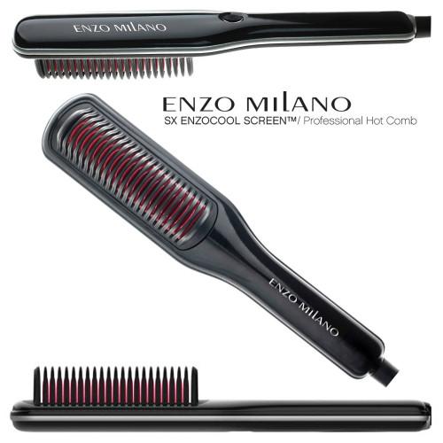 Enzo Milano SX Enzocool Scalp Professional Hot Comb