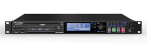 Tascam	 SSR250N Solid State Recorder with Networking and Optional Dante Support
