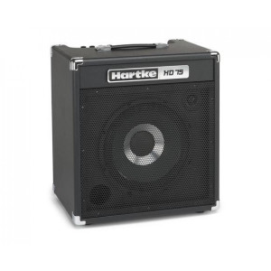 "HartkeHD75 75W 1x12"" Bass Combo Amplifier"