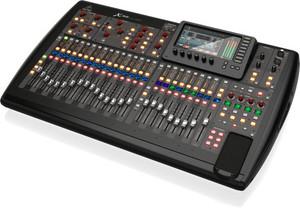 Behringer X32 Digital Mixer 40-Channel, 16-Bus Digital Mixer With 32 Microphone Preamps