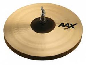 """Sabian 14"""" AAX thin hihats 21401XC"""