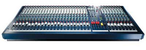 Soundcraft LX7II-32  32-Channel, 7-Bus Analog Mixer