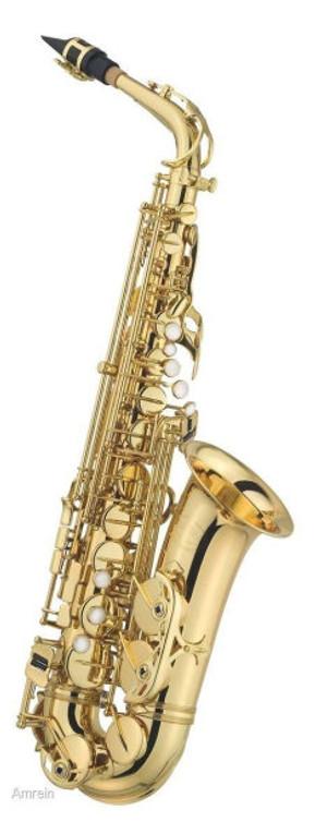 Jupiter JAS700 Series alto saxophone