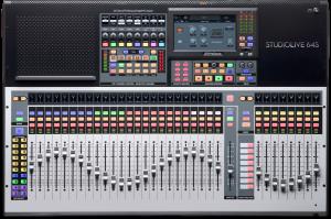 PreSonus StudioLive 64S  64-Channel Digital Mixer