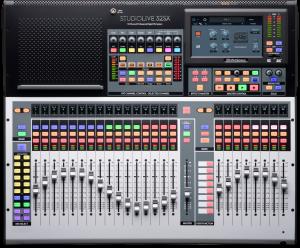 PreSonus StudioLive 32SX  Compact 32-Channel Digital Mixer