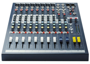 Soundcraft EPM8  8-Channel Analog Mixer