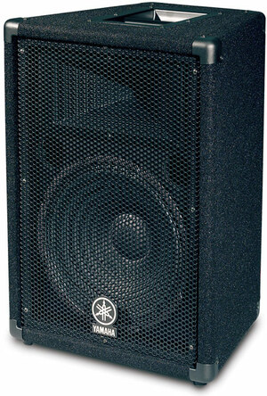 "Yamaha BR12  12"" 2-Way Passive Speaker, 250W"
