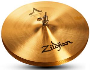 """A Zildjian 14"""" new Beat hihats"""