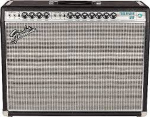 "Fender '68 Custom Twin Reverb 85W 2-Channel 2x12"" Tube Guitar Combo Amplifier"