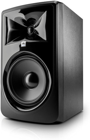 JBL 308P MkII Powered Studio Monitor with 8-inch Woofer