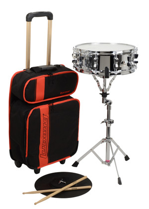 Ludwig LE2477RBR Educational Snare Drum Kit