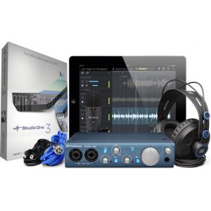 PreSonus iTwo Studio Recording System Bundle