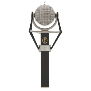 Blue Dragonfly Signature Series Cardioid Condenser Studio Mic with Integrated Shockmount