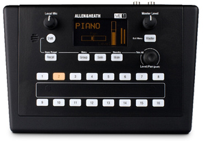 Allen & Heath AHME1 Compact Personal Mixer