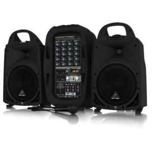 Behringer PPA500BT portable PA system