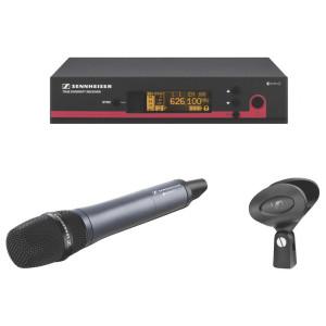 Sennheiser EW135G3-A Wireless Handheld System with e835 Capsule
