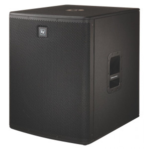 "Electro-Voice ELX118P-120V 18"" Live X Powered Subwoofer"