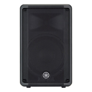 "Yamaha DBR10  10"" 700 Watt Peak 2-Way Portable Powered Loudspeaker"