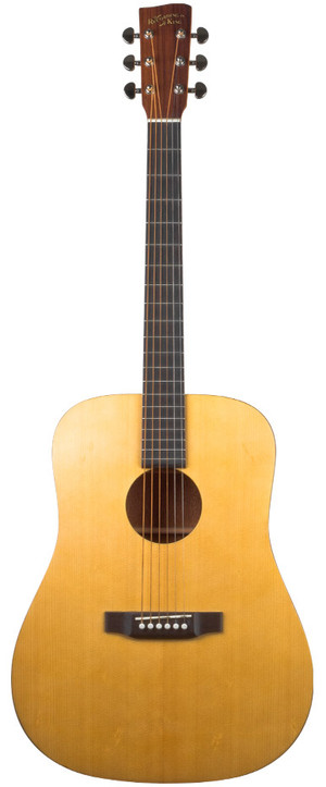 Recording KingRD-A3M EZ Tone Acoustic Dreadnought Guitar