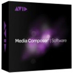 AVID Media Composer 8 Software (With Dongle)