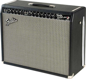 """FenderTwin Reverb '65 85W Tube Guitar Amp with 2 x 12"""" Jensen Speakers"""
