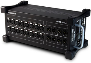 Allen & Heath AB168 Portable AudioRack, Remote Stage Box