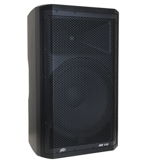 """PeaveyDM115 Dark Matter Series 15"""" 2-Way Powered Loudspeaker with Onboard DSP"""