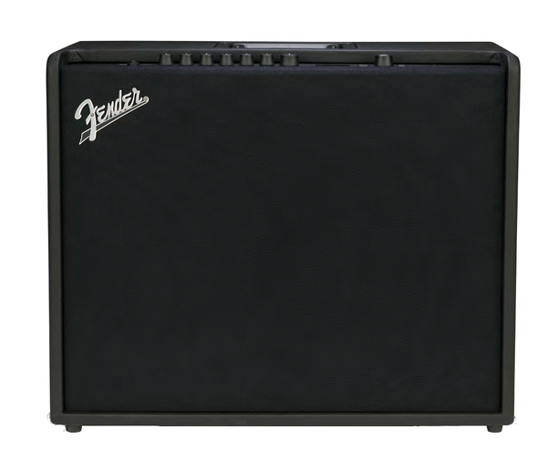 "Fender Mustang GT200  200W 1-Channel 2x12"" Modeling Guitar Combo Amplifier"