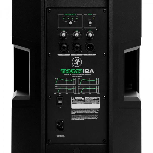 "Mackie Thump12A 12"" 1000W Powered Loudspeaker"