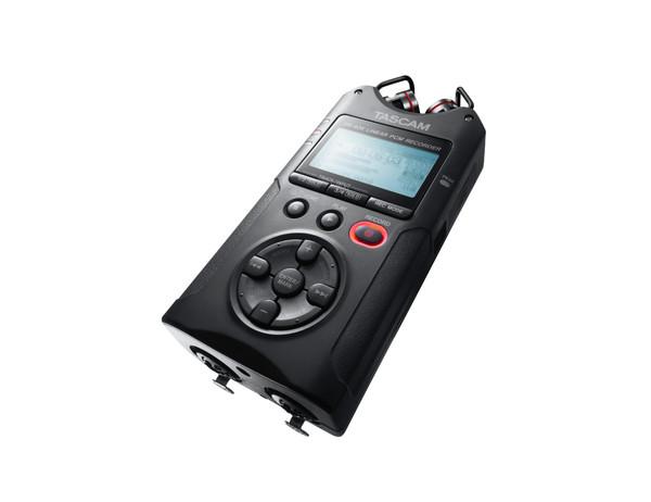Tascam DR40X Handheld 4-Track Recorder