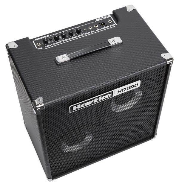 Hartke HD500 combo bass amplifier