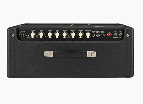 "Fender Hot Rod Deluxe IV  40W 3-Channel 1x12"" Tube Guitar Combo Amplifier"