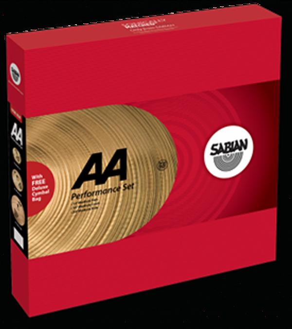 Sabian AA Performance Set