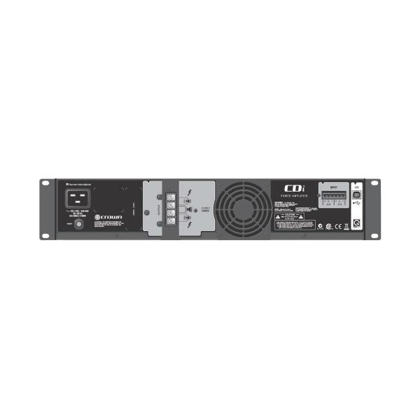 Crown CDi6000 Dual Channel Power Amplifier