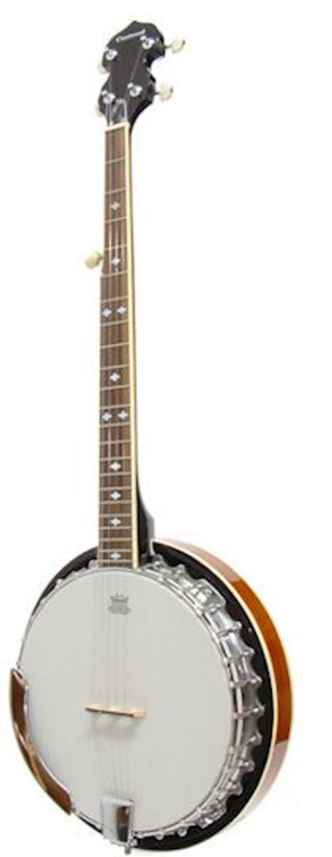Crestwood 30 Bracket 5 String Banjo