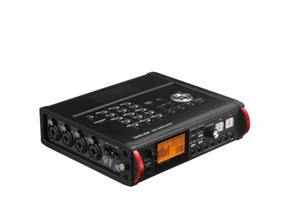 Tascam DR680MKII Portable 8-Channel Digital Field Recorder