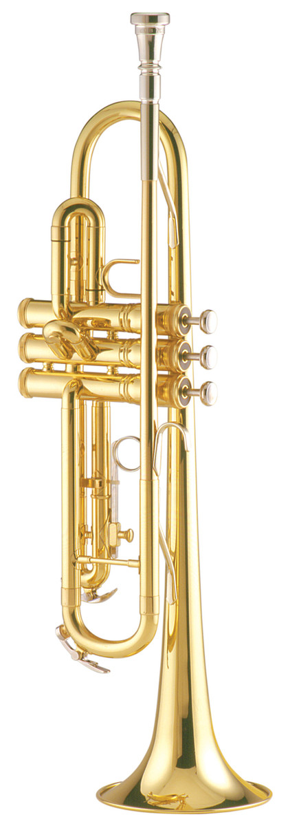 King 601 student trumpet-lacquer finish
