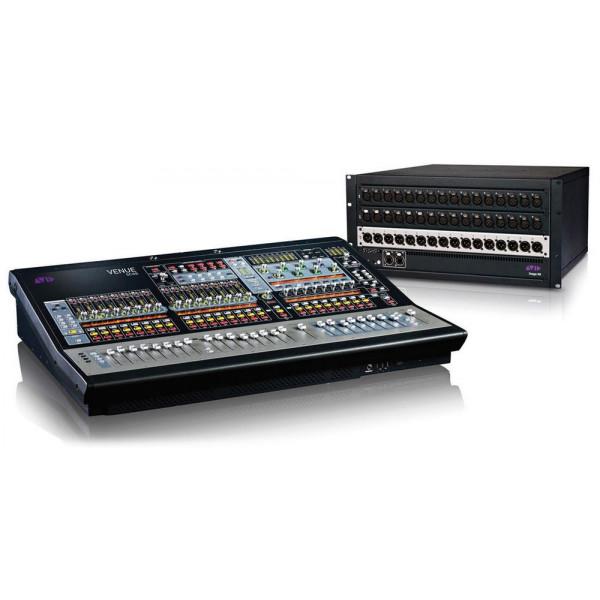 Avid VENUE SC48 REMOTE Digital Mixer with Remote Box