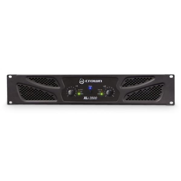 Crown XLi3500 power amplifier