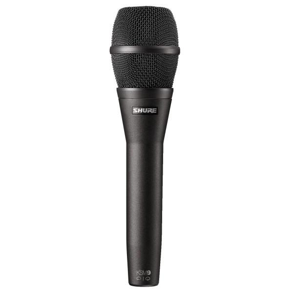 Shure KSM9/CG KSM Series Handheld Microphone (Charcoal Finish)